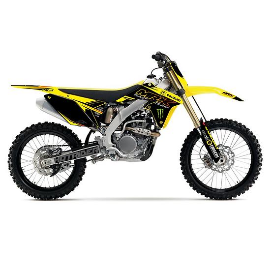 Kit déco moto MRKama