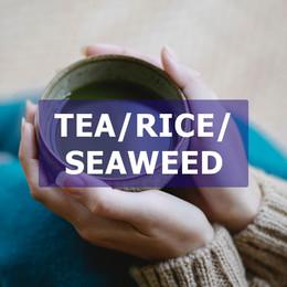 Tea/Rice/Seaweed
