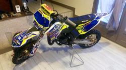 Kit déco perso moto 65 SX
