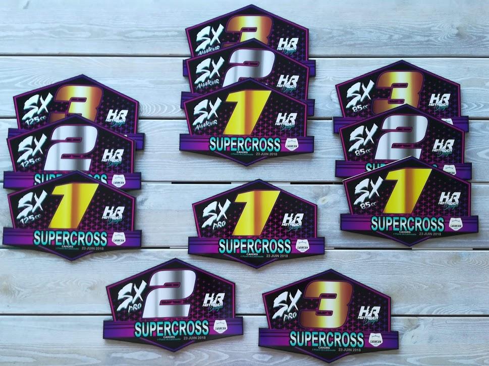 Trophées supercross