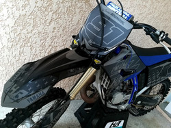 Kit déco perso moto