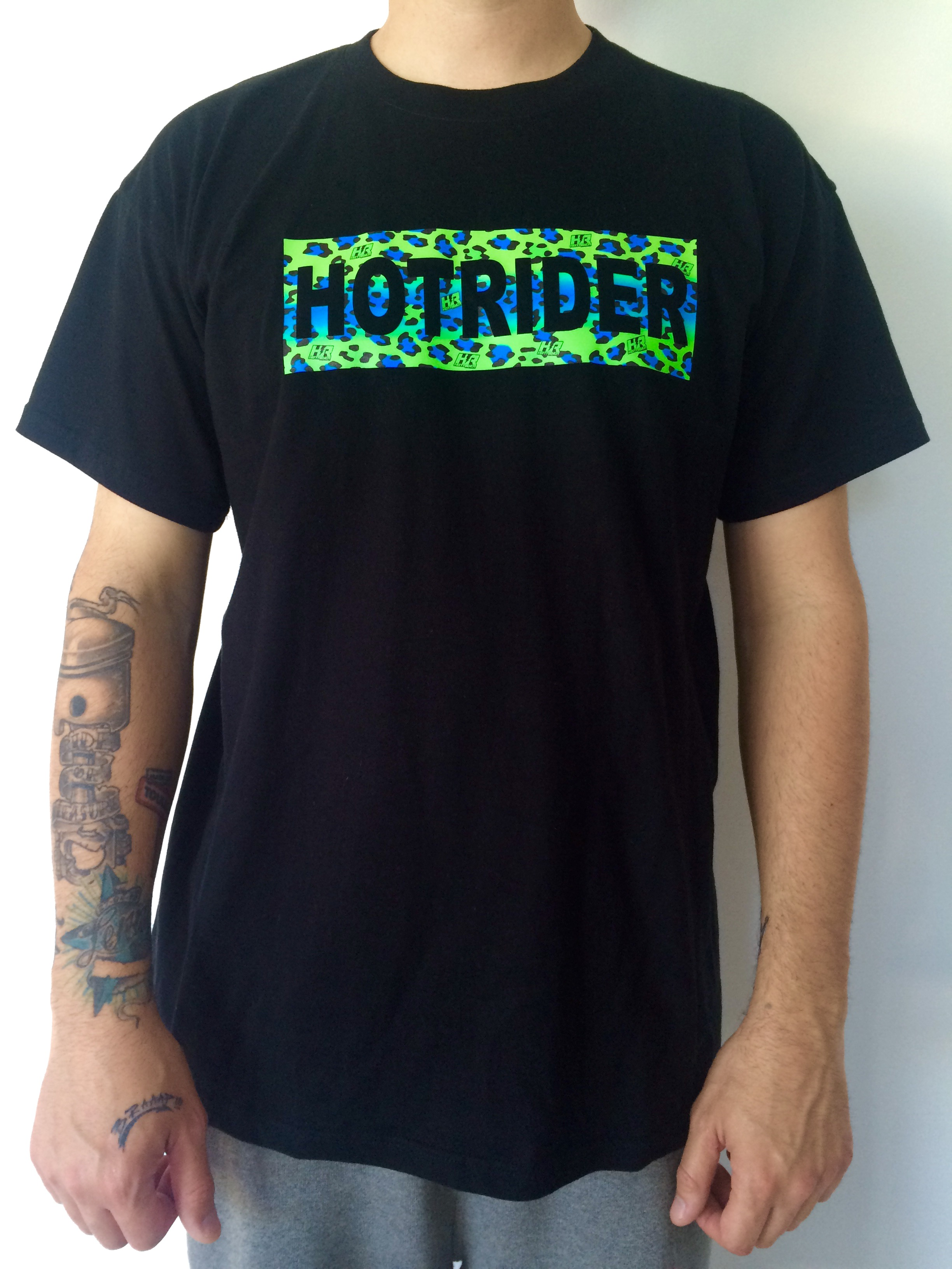 Tee-shirt Panel HotRider Designs