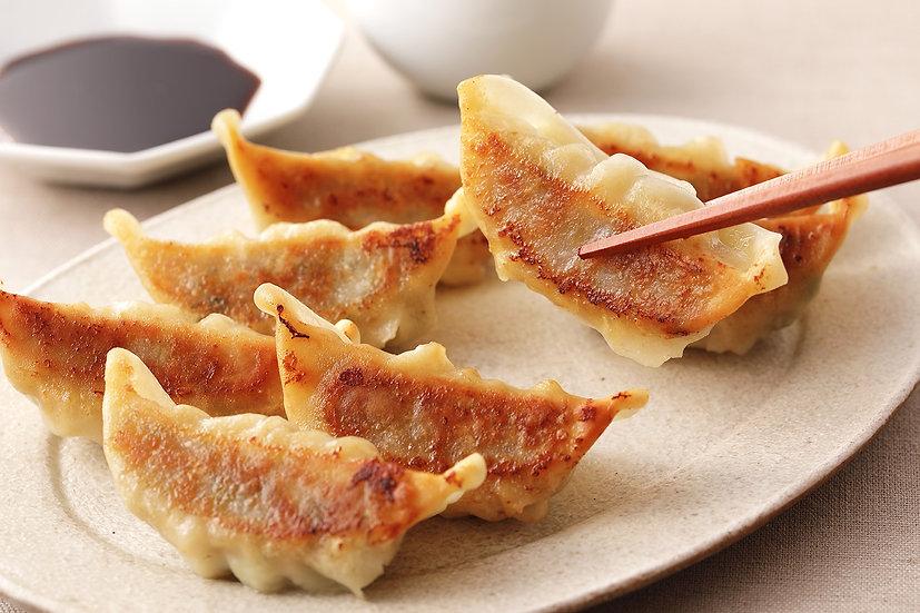 RAMEN TATSUNOYA House made Gyoza Dumpling