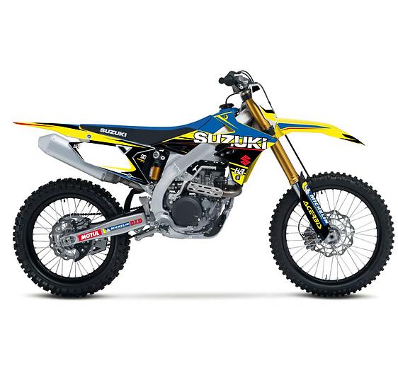 Kit déco moto LineUp