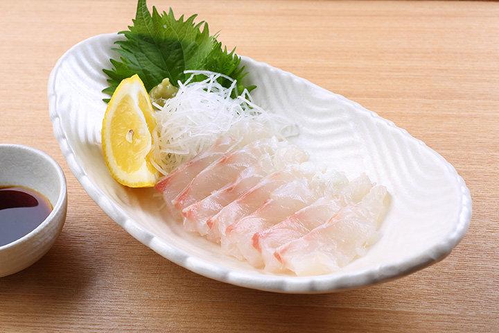 日本空輸便!愛媛県産 真鯛フィレ Sea Bream fillet from Japan