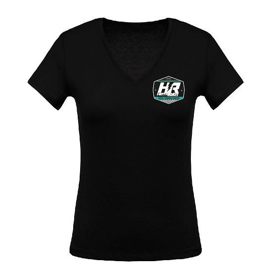 Tee-shirt HR V neck Start