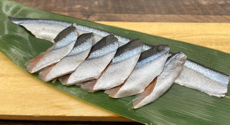 Pike Fish Fillet 宮城産冷凍さんまフィレ