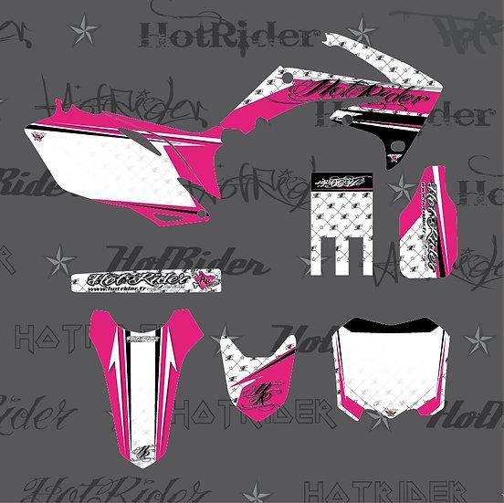 Kit déco Hotcouture rose
