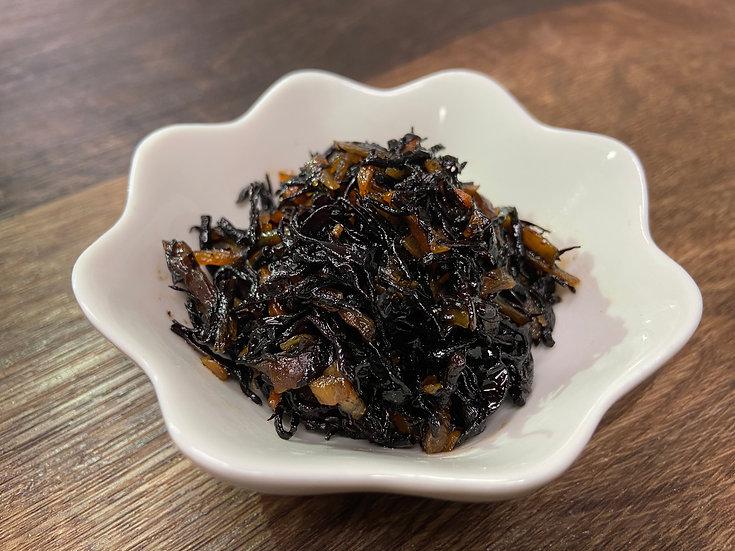 Seasoned Seaweed Hijiki ひじき佃煮レモン風味