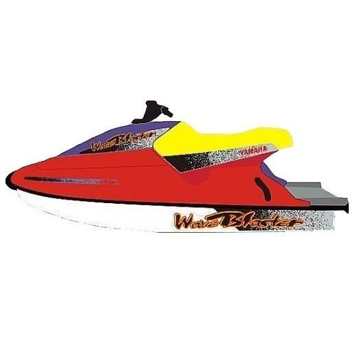 Kit déco perso Wave Blaster 1 Yamaha