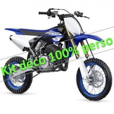 Kit déco 100% perso 65 YZ