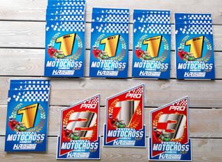 Plaques trophées Festival Ardèche