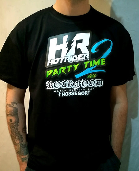 Tee-shirt HR Party 2