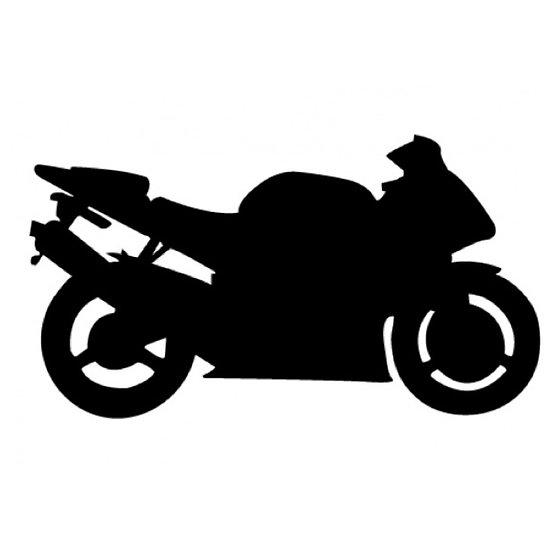 Gabarit kit déco moto route
