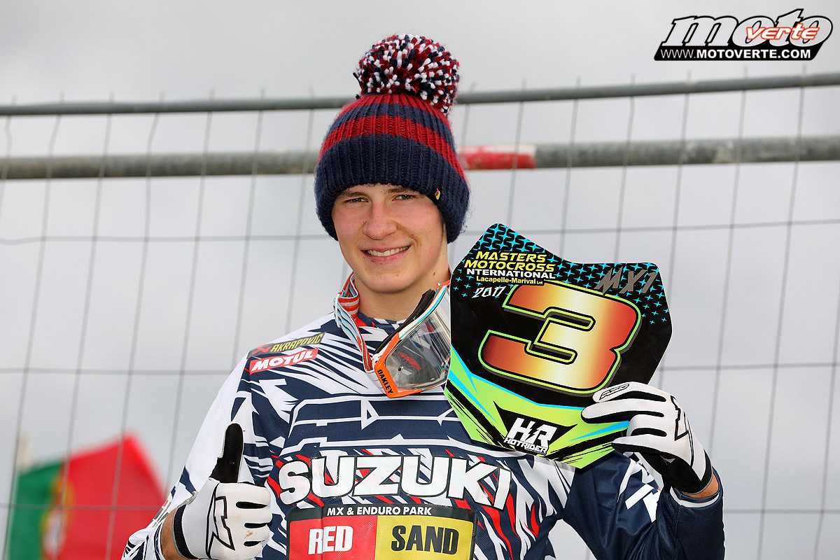 Podium MX1 Lacapelle Marival