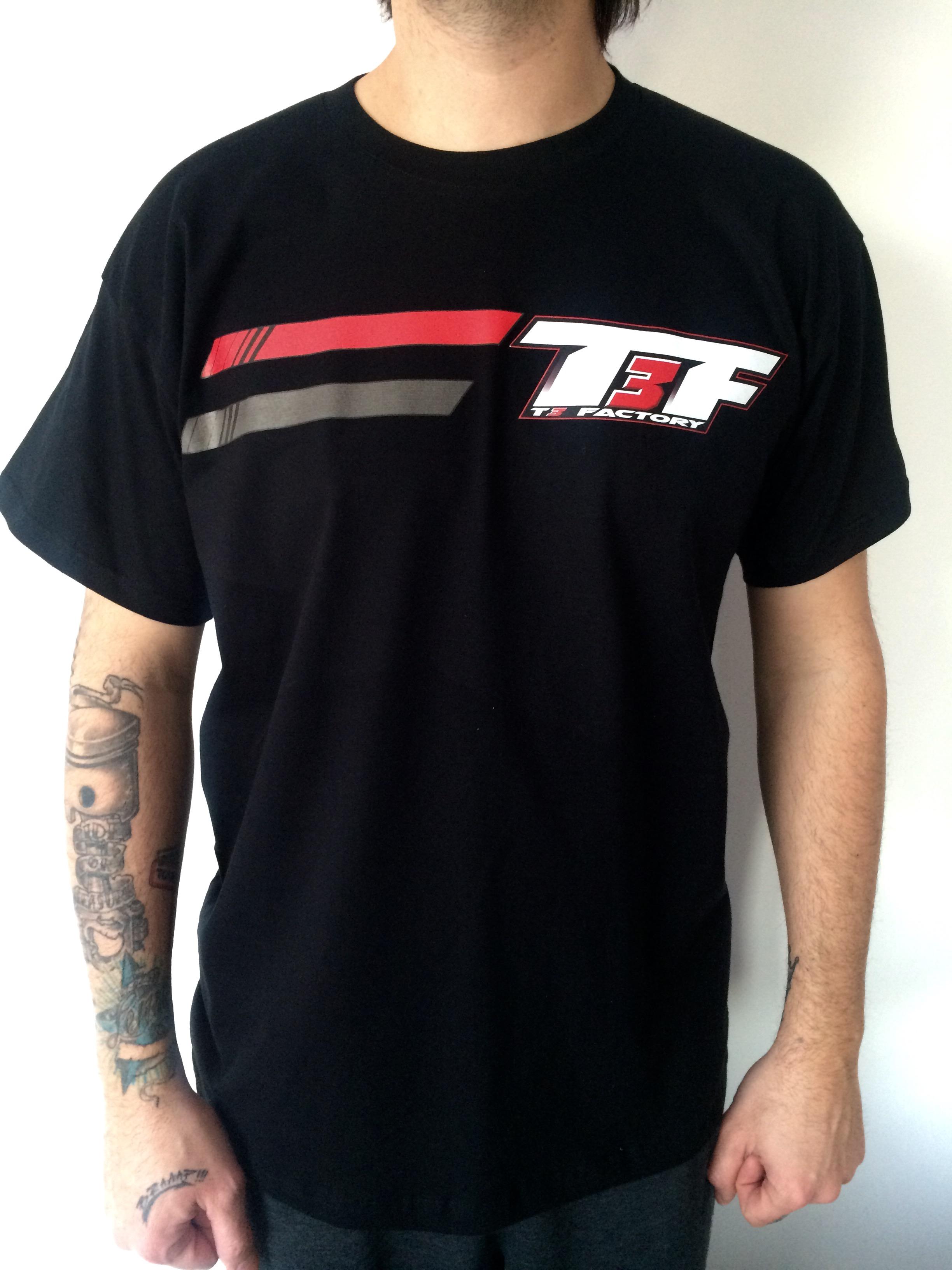 Tee-shirt personnalisé T3F