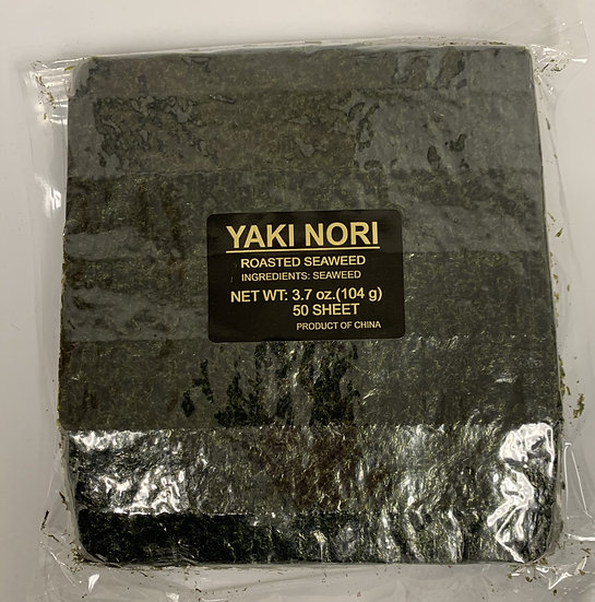Roasted Seaweed Sushi Nori GOLD 焼き海苔一級品