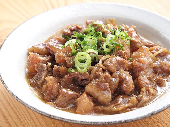 Stewed Beef Tendon 牛すじ煮込み