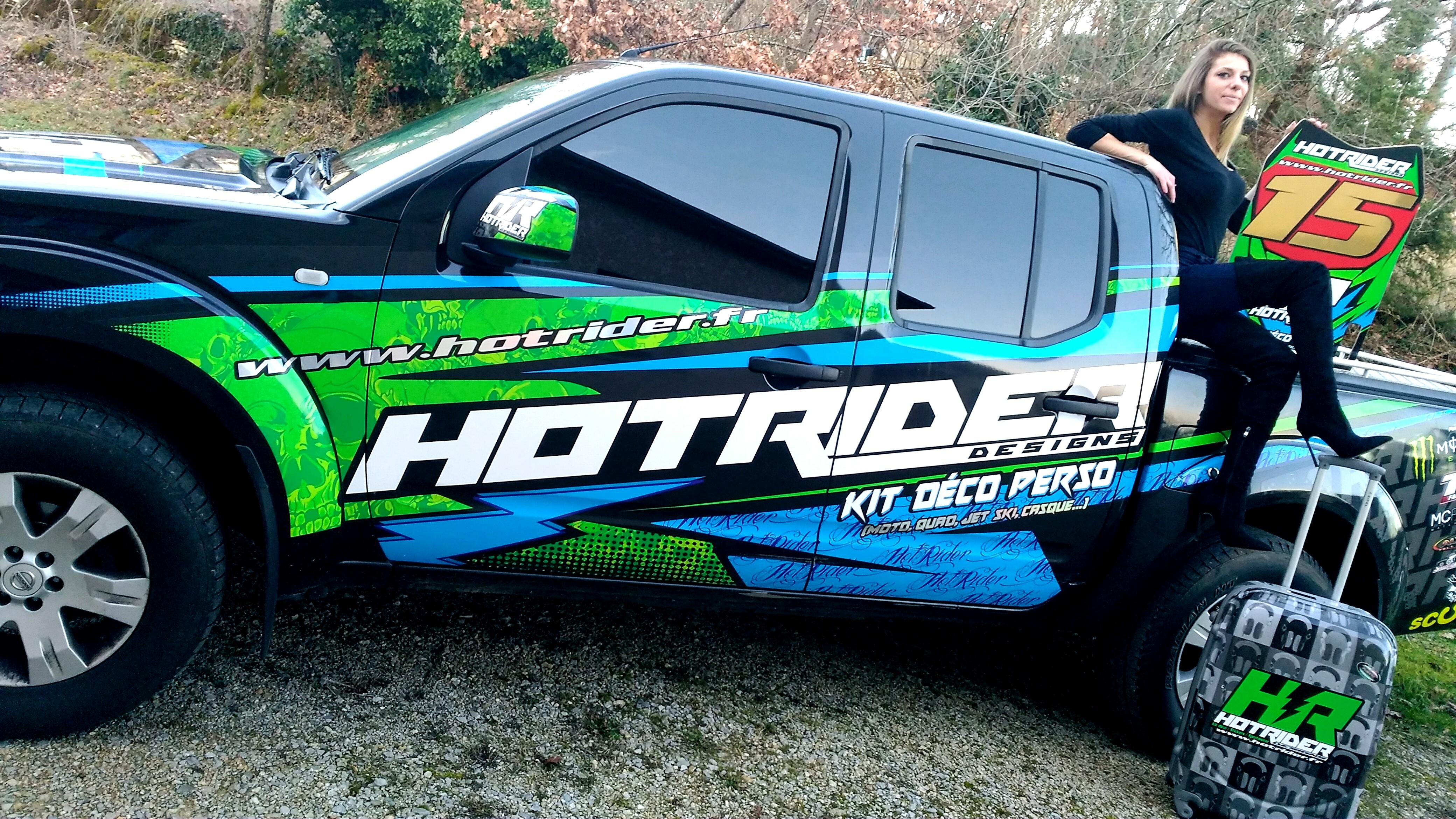 Pick up HotRider Designs