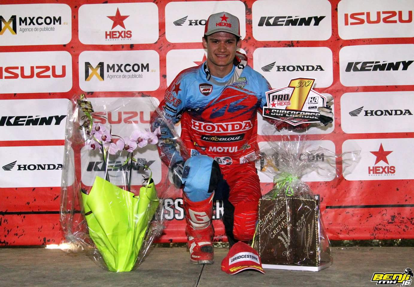 Trophées Pro Hexis Grenade