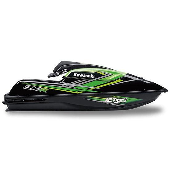 Kit déco perso 1500 SXR Kawasaki