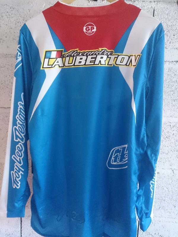 Flocage maillot