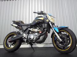 Kit déco perso Yamaha MT03