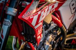 Kit déco moto Julien BONNAUDINe2