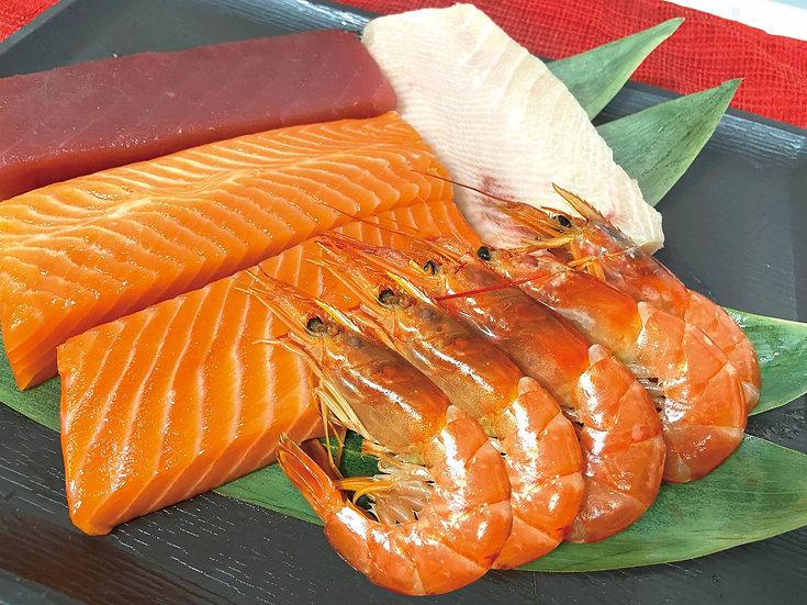 """Fish Box Value set お魚屋さんセット""""お得パック"""""""