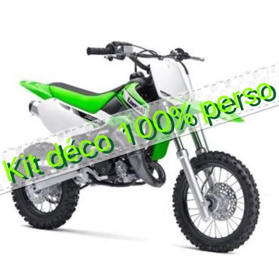 Kit déco 100% perso 65 KX