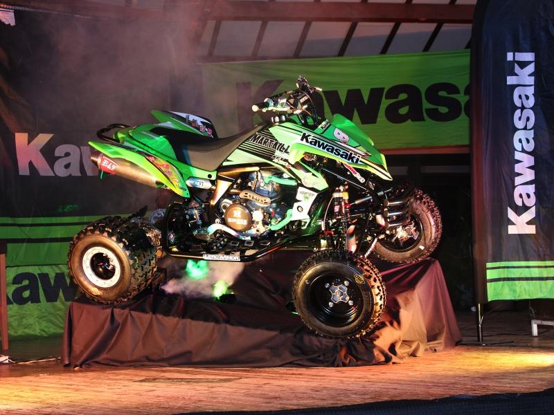 Kit déco perso quad KFX 450R