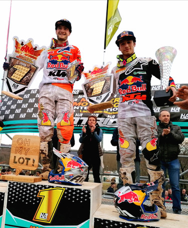 Podium Lacapelle Marival 2020