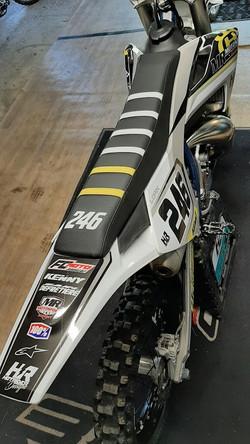 Kit déco perso moto 85 HVA