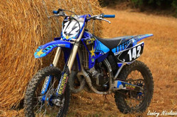 Kit déco perso 125 YZ