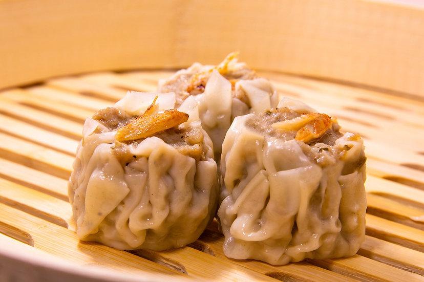 "Frozen Steamed Meat & Crab Dumpling 蟹入りポーク焼売 ""Nikuman-ya"""