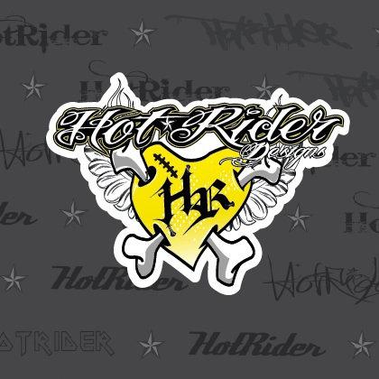 Sticker Heart jaune