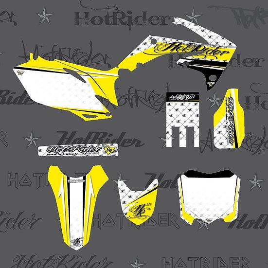 Kit déco Hotcouture jaune