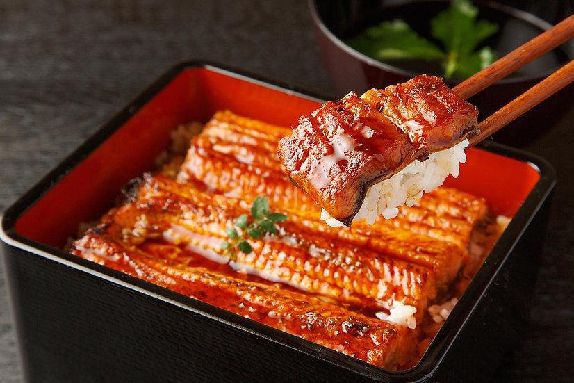 Roasted Eel from Kagoshima, Japan  鹿児島県産 鰻蒲焼