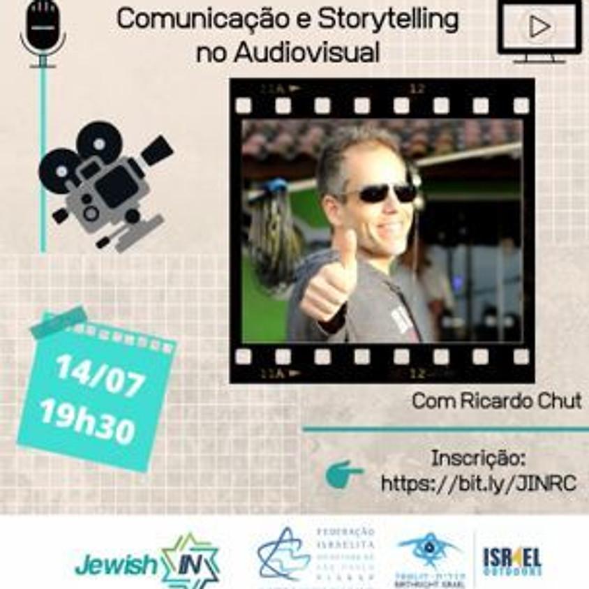 Comunicação e Storytelling no Audiovisual