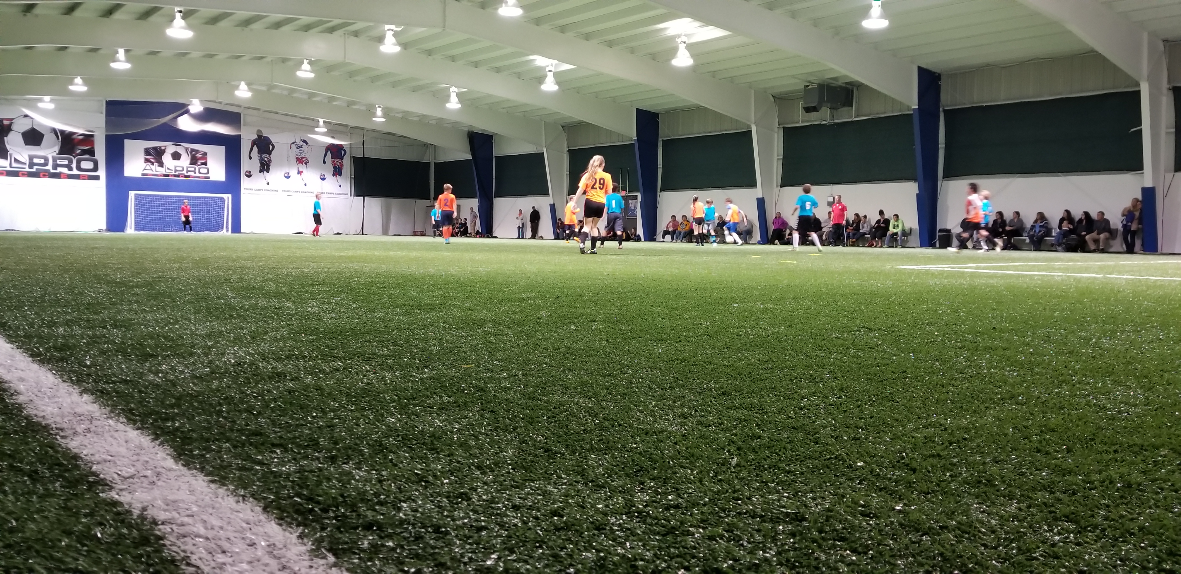All Pro indoor league