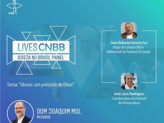 """CNBB promove encontro com temática sobre """"Idosos, um presente de Deus"""""""