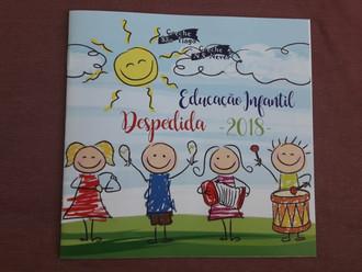 Veja as fotos da Festa de Despedida -2018 da Educação Infantil da AAST na Creche São Tiago ocorrida