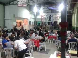 Sarau da Comunidade São José Operário foi realizado no último sábado. Veja as fotos.