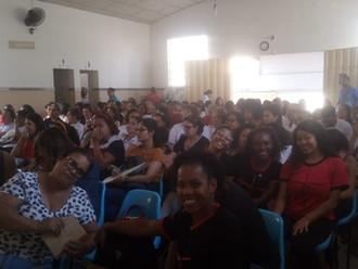 Formação para Catequistas da Forania São João Bosco ocorreu neste sábado no Salão Paroquial
