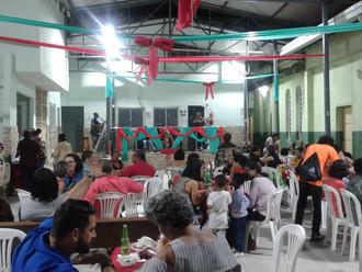 Comunidade São José Operário faz confraternização entre os apoiadores do café dominical.