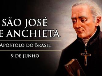 Hoje é celebrado São José de Anchieta, o Apóstolo do Brasil
