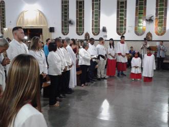 Missa de Vigília de Natal na Matriz