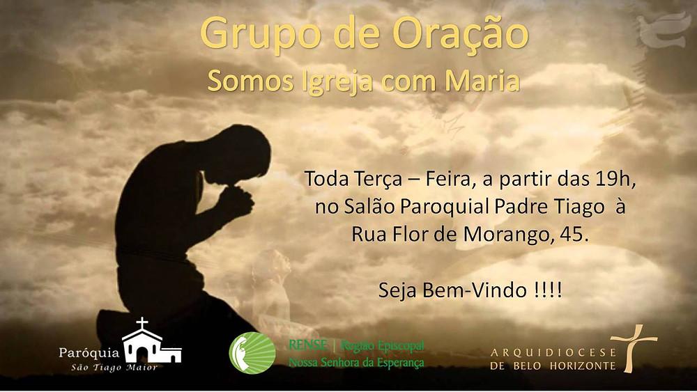 Grupo de Oração da Paróquia São Tiago Maior