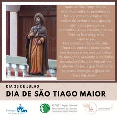 Oração de São Tiago Maior