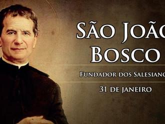 Hoje é celebrado São João Bosco, fundador dos Salesianos